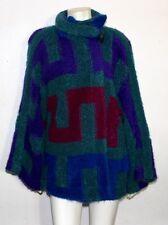 MISSONI vintage mohair cape type sweater ES   worn light distress