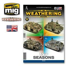Ammo by Mig - The Weathering Magazine Issue 28. Four Seasons A.MIG-4527