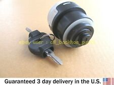 JCB BACKHOE - IGNITION SWITCH WITH 2 KEYS (PART NO. 701/80184  701/45500)