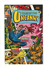1963 Buch Drei: Geschichten des Unheimlichen NM - 9.2 Image Comics Alan Moore 1993