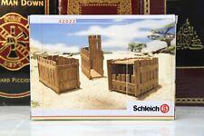ANIMAL RESCUE TRANSPORT CRATES SCHLEICH  SAFARI --  NEW IN BOX  SCARCE