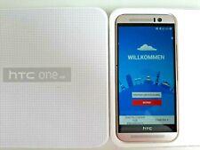 HTC One M9 Gold on Silver, sehr Edel,  Ausstellungsstück