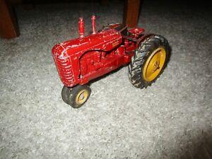Agco Massey Harris Ferguson Farm Toy Tractor 44 Reuhl Good Condition Very Rare