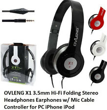 Ovleng X1 Headphones Promotion (Red)