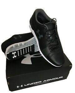 Under Armour Golf - Mens HOVR Fade SL E Golf Shoes -UK 7½ - WOW NOW 50% OFF !!