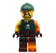LEGO Sqiffy Ninja Ninjago Figurine Mini njo203 NEUF