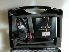 CASQUE SILENCE TX-50RF UHF/RF stereo transmitter