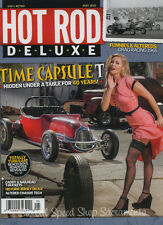 HOT ROD DELUXE MAGAZINE MAY 2015 FLATHEAD CUSTOM GASSER DRAG RACING RAT PINUP
