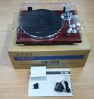 Teac TN-300 Home Turntable with USB Output Cherry EX-DEMO#544