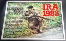 IRISH REPUBLICAN A3 POSTER MEMORABILIA LONG KESH SINN FEIN BELFAST IRELAND DERRY