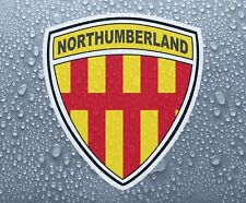Northumberland Fire and Rescue Service vinyl sticker personalised free of charge