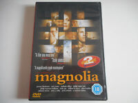 2 DVD - MAGNOLIA - TOM CRUISE /  PAUL THOMAS ANDERSON