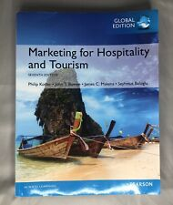 MARKETING FOR HOSPITALITY AND TOURISM, GLOBAL EDITION BY PHILIP KOTLER