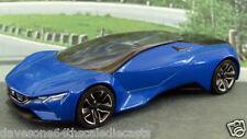 PEUGEOT VISION GRAN TURISMO 1:64 (Blue) Norev/Peugeot Diecast Concept Car