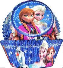 Disney Frozen Baking Cups 50pcs Cupcake Decorations by Wilton