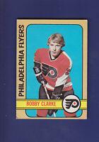 Bobby Clarke 1972-73 O-PEE-CHEE Hockey #14 (EX+) Philadelphia Flyers
