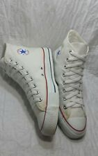 Converse made in USA Vintage mint condition  white 10.5 men's