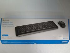Microsoft Wireless Desktop 850 with AES - Keyboard and Mouse (English) (KP)