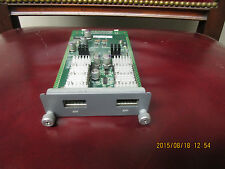 DELL FORCE 10 Dual Port S50-01-10GE-2P XFP Module with free shipping