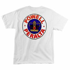 Powell Peralta Supreme Skateboard Shirt Wht Xl