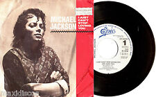 """7"""" - Michael Jackson - I Just Can't Stop Loving You (SPANISH PRESS. 1987) LISTEN"""