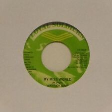 "WARRIOR KING 'MY MISS WORLD' JAMAICAN IMPORT 7"" SINGLE"