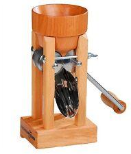 Eschenfelder Flockenquetsche Tischmodell Kornquetsche mit abnehmb Holztrichter