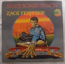 DISCO 45 GIRI ZACK FERGUSON - DANCING CAT / SKATE BORD DANCIN' - NWA 1978 VG+/VG