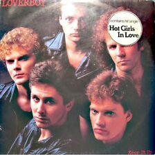++LOVERBOY keep it up LP 1983 CBS hot girls in love/prime of your life RARE VG++