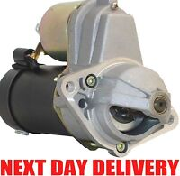 FITS VAUXHALL ASTRA G/H 98-2009 1.2/1.4/1.6/1.8 NON TWINPORT RMFD STARTER MOTOR