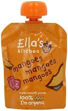 Ella's Kitchen First Tastes - Mangoes 70g (Pack of 7)