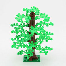 Lego Bright Green 15cm Tree Custom to suit City, Kingdom, Train, Castle