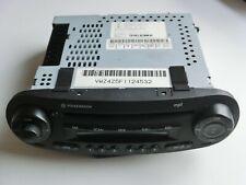 Original VW New Beetle CD / Mp3 Autoradio/Radio mit Code und Handbuch