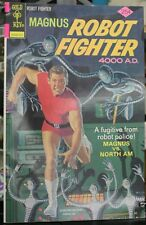 Magnus Robot Fighter 4000 A.D. #41 VF/NM Gold Key