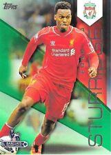 Liverpool Original Football Trading Cards Lot