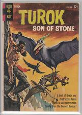 Gold Key Four Color #42 Nov. 1964 TUROK Son of Stone - VG CR