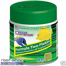 Ocean Nutrition Formula Two Flakes 34 grams (1.2 oz) Fish Food FREE USA SHIPPING