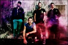Coldplay Poster Length :800 mm Height: 600 mm SKU: 5097