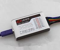 New LA1010 16CH 100MHz USB Logic Analyzer ARM FPGA