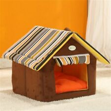 Dog House Warm Soft Home Puppy Bed Kennel Cat Nest Sofa Bed Bright Colors
