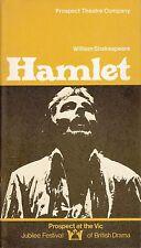 1977 Old Vic Theatre Programme - DEREK JACOBI - BARBARA JEFFORD - TIMOTHY WEST