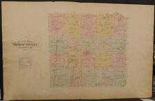 Missouri Vernon County Map  1903  Dbl Side/Page  L11#09