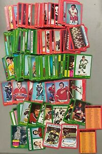1973 O-Pee-Chee OPC Hockey Complete Set 264/264 w/ Esposito Bobby Orr HOF