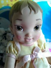 """Disney's Darling Belle Baby 11 1/2"""" Doll Toy, Length Arms Legs and Head jointed"""