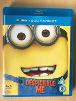 Despicable Me Blu-ray Original 2010 1 Illumination Minions Animated Feature