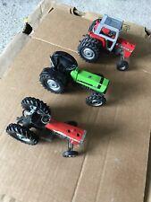 Vintage Britains Tractor Massey Ferguson Deutz Dx110 Old Farm Toy Agriculture
