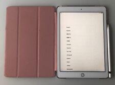 Apple iPad Pro + Case + Apple Pencil - 32GB, Wi-Fi, 9.7in, Rose Gold + OEM Boxes