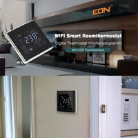 Floureon C17.GH3 WIFI Programming Thermostat Cooling Heating Temperature Control