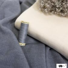 BIO Merino wool Merinowolle grau by Paapii 30€ pro Meter
