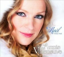 CD Noel Chez Moi by Annie Villeneuve Francais French 2010 NEW SEALED